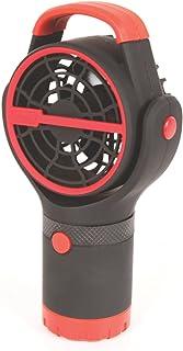 Coleman Zephyr - Ventilador con cerradura de batería