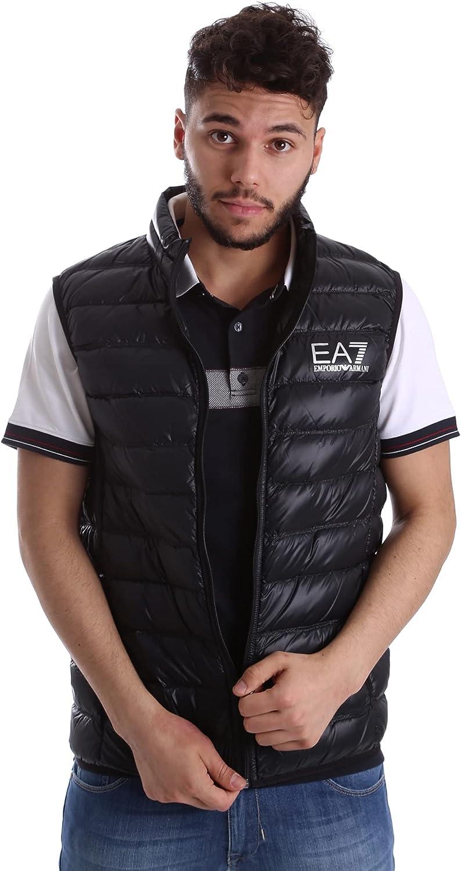 Emporio Armani Men's Train Core Down Vest