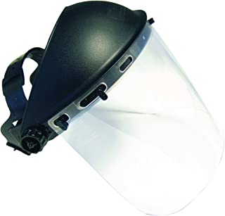 SAS Safety 5140 Clear Full-Face Shield