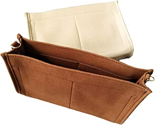 Purse Organizer Insert Fit LV Toiletry Pouch 26 19 Handbag Shaper Premium Felt