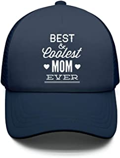Core Kids Baseball caps Mother's Day Best Mom Ever Flat hat for Boys Casual dad hat for Girls