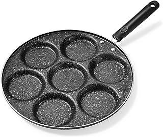 CHARON 31 cm kräppmaskin I panna stil jag kokplatta matlagning I non-stick beläggning jag lätt att använda I pannkakor, Bl...