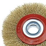 Immagine 1 ototec spazzola pulitrice per smerigliatrice