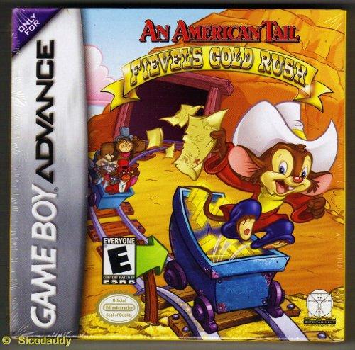 An American Tail - Fievels Gold Rush