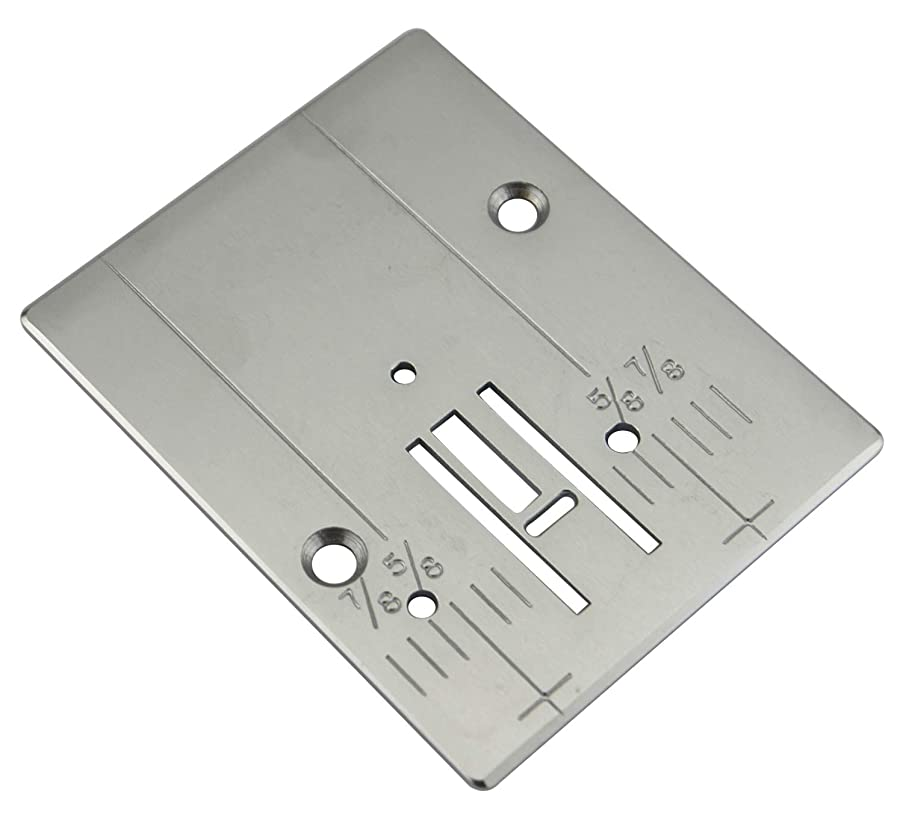 DREAMSTITCH Needle Plate for Janome (Newhome),Kenmore Sewing Machine - Needle Plate-735011