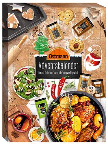 Ostmann Gewürze Adventskalender