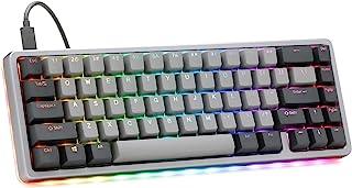Drop ALT High-Profile Mechanical Keyboard — 65% (67 Key) Gaming Keyboard, Hot-Swap Switches, Programmable Macros, RGB LED ...