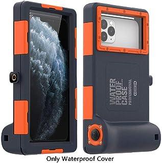جراب ENICER Universal Mobile Diving Waterproof Case 15 متر / 50 قدم تحت الماء الغوص كاميرا الهاتف الخليوي ركوب الأمواج الس...