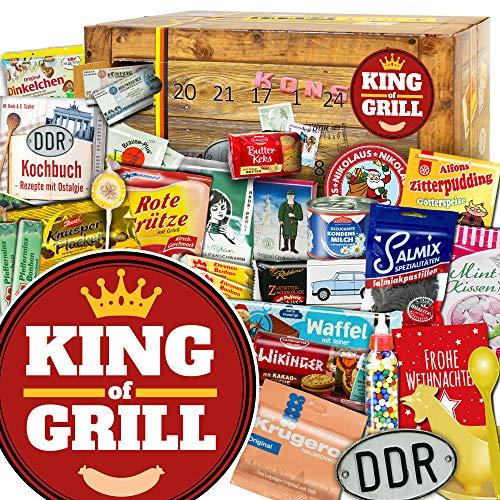 King of Grill / Adventskalender Ostalgie / Adventskalender für Bruder