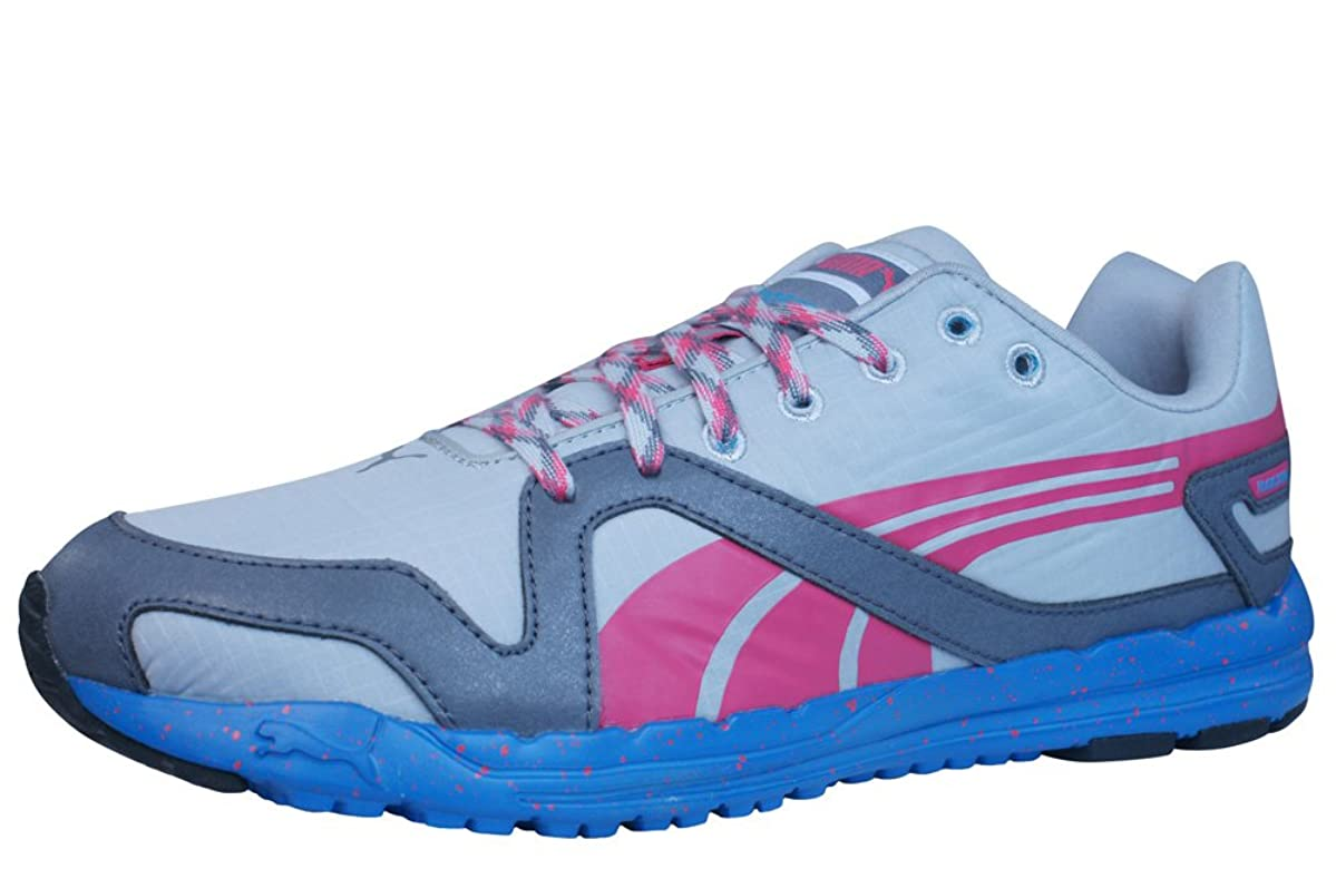 応答恐ろしい応答Puma Faas 350 Lifestyle Womens Running Sneakers / Shoes - Grey [並行輸入品]