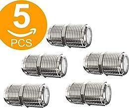 Act.5 - Cable de conexión Micro F para satélite Hembra a Hembra (acoplador/Junta/género/Cambiador)