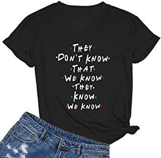 MIMOORN Women Graphic Funny Cute T Shirt Tops Tee