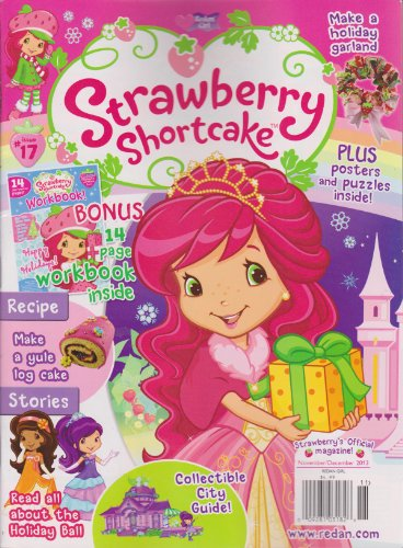 Strawberry Shortcake Magazine - 1
