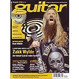 Guitar 2 2008 mit CD - Zakk Wylde - Interviews - Gitarre Workshops - Gitarre Playalongs - Gitarre Test und Technik