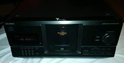 Sony 200 Cd Disc Changer Player Megastorage CDP-CX235
