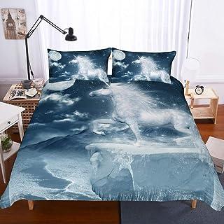 Copripiumino Matrimoniale Iceberg.Amazon It Iceberg Lenzuola Includi Non Disponibili Biancheria