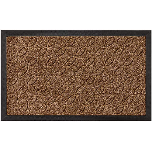 GRIP MASTER Durable All-Natural Tough Rubber Doormats
