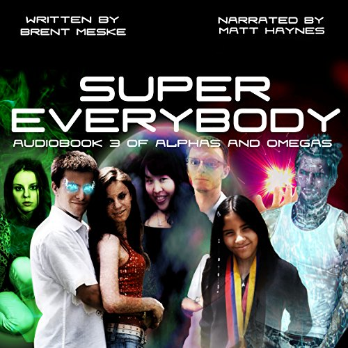 Super Everybody audiobook cover art