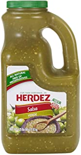 PACK OF 6 - Herdez Salsa Verde, 68 Oz