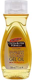 Palmer's Cocoa Butter Formula Moisturizing Gel Oil SPF, 15 7 oz