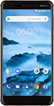 Nokia 6.1 - Android 9.0 PIE - 32GB microSD - Single Sim Unlocked Smartphone (AT&T/T-Mobile/Metropcs/Cricket/Mint) - 5.Screen - Black