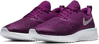 Women's Odyssey React Flyknit 2 Running Shoes (8, Berry)