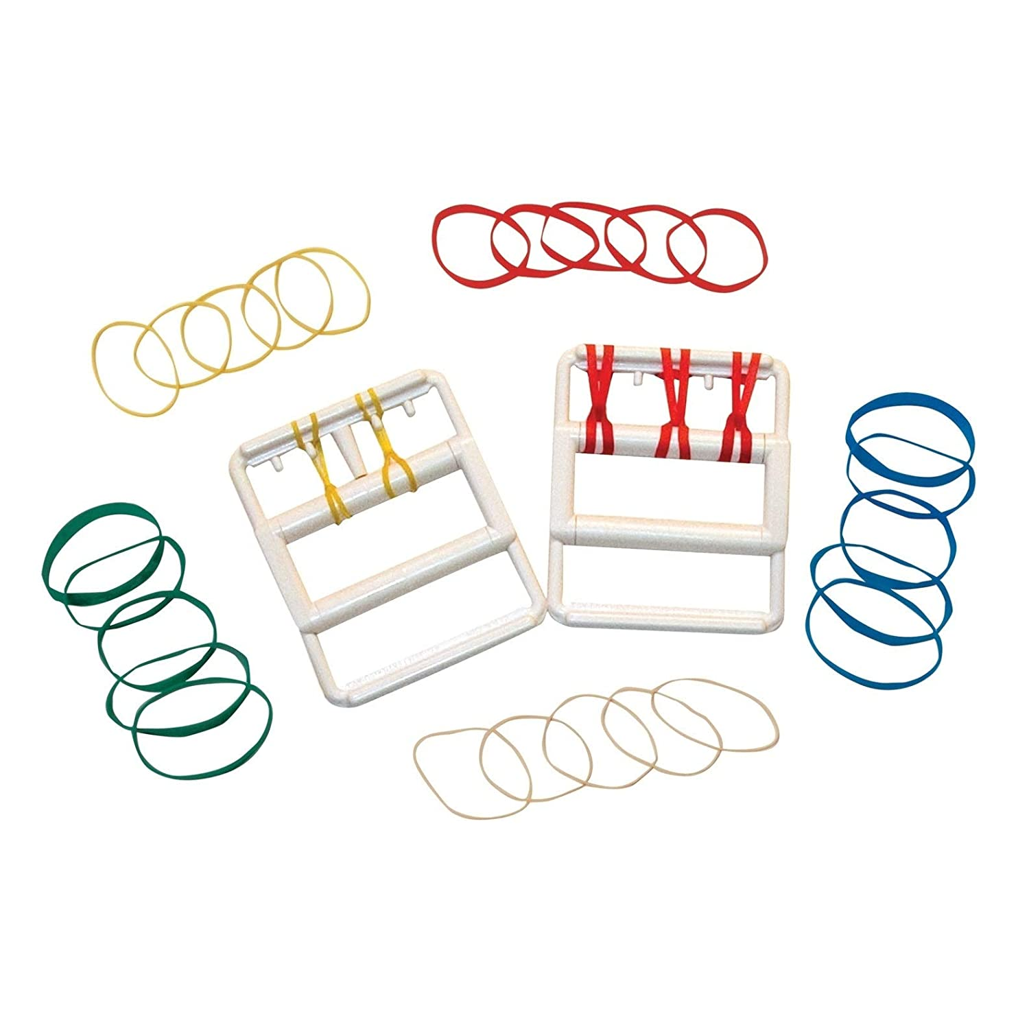 CanDo 10-1865 Latex Austin Mall Free Rubber Band with 25 Exerciser Hand Fees free!!