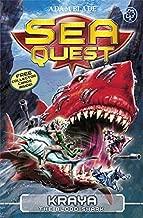 Sea Quest: 4: Kraya the Blood Shark by Adam Blade (7-Mar-2013) Paperback