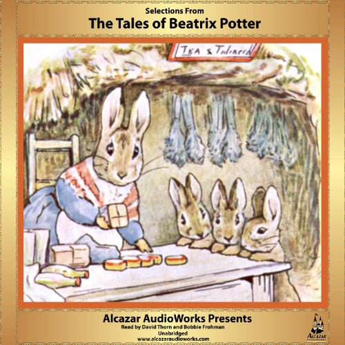 Selections from The Tales of Beatrix Potter cover art