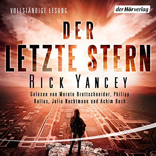 Der letzte Stern audiobook cover art