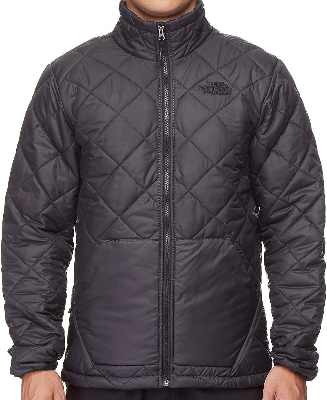 The North Face Men's Cervas Insulated Jacket, Asphalt Grey