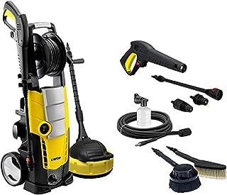 Lavor 8.086.0076C Hidrolimpiadora de Agua Fría Galaxy 160, 2500 W, 220 V, Amarillo