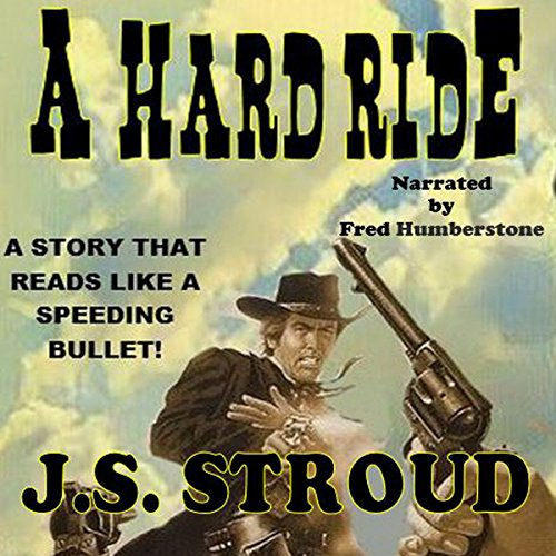 A Hard Ride audiobook cover art