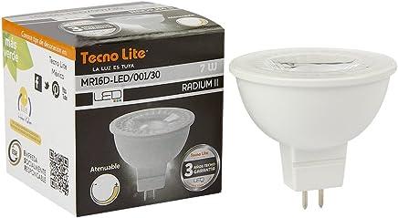 Tecnolite MR16D-LED/001/30 Lámpara LED, Base Gx5.3