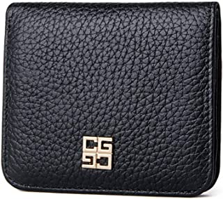 Leather Clutch Bag Fashion Large-Capacity Wallet Multi-Card Driver's License Change