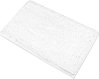 """MAYSHINE Chenille Bath Mat for Bathroom Rugs 32"""" x20"""" , Extra Soft and.."""