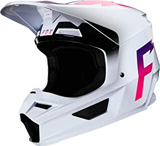 <h2>Fox Motocross-Helm V1 Weiß Gr. M</h2>