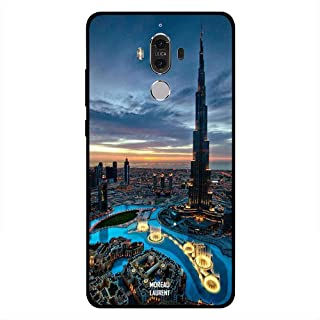 Huawei Mate 9 Case Cover DownTown View, Moreau Laurent Premium Phone Covers & Cases Design