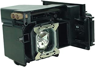 CTLAMP TY-LA1001 Professional Projector Lamp Compatible Bulb with Housing Compatible with PANASONIC PT-52LCX16 / PT-52LCX66 / PT-56LCX16 / PT-56LCX66 / PT-61LCX16 / PT-61LCX66