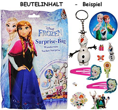 alles-meine.de GmbH 1 Stück: XL Wundertüte & Überraschungstüte -  Disney Frozen - die...