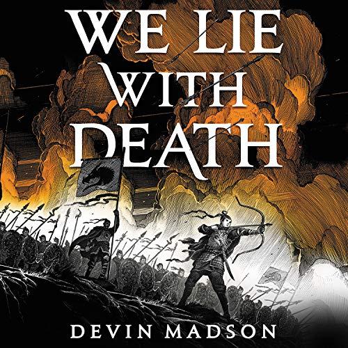 Couverture de We Lie with Death