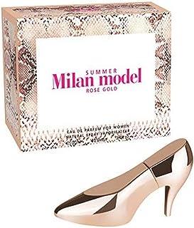 Aquarius 784064 Perfume Mujer Milan Model Tacón 100 ml 1 Unidad 300 g
