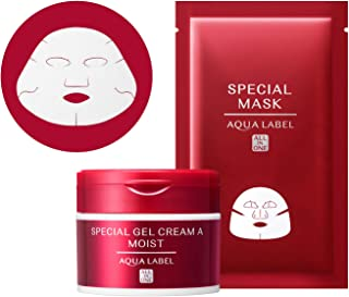 Aqua Label Special Gel Cream A (Moist) Set A Shiseido