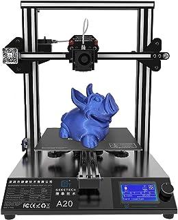 GEEETECH A20 Impresora 3D con base de construcción