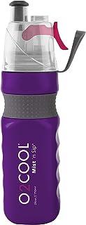 O2 fresco flujo de energía alianza agarre botella con diseños clásicos niebla ' n Sip superior - 680,39 G