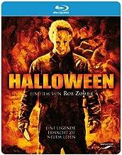Halloween Blu-ray SteelBook [German Import, Region Free]