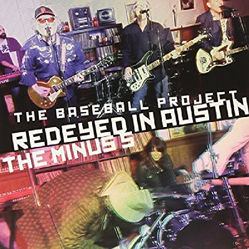 Redeyed in Austin [Vinyl Maxi-Single]