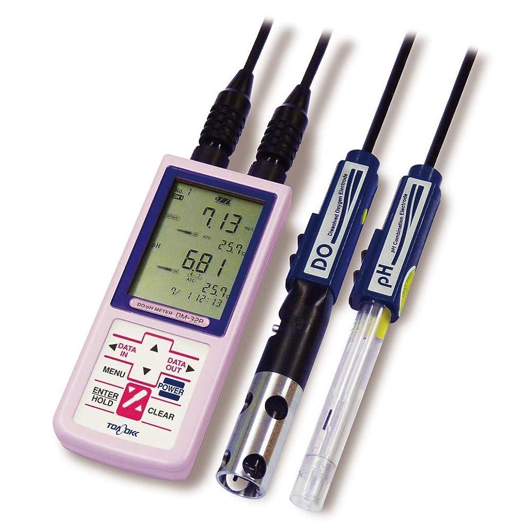 放出政権平等ポータブル水質計 DM-32P 本体のみ 単位:1台