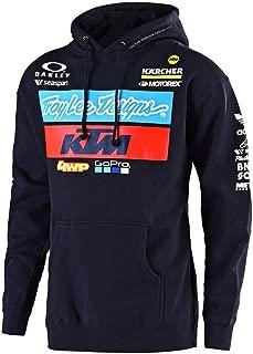 Troy Lee Designs Big Boys' KTM Team Hoody,Large,Navy