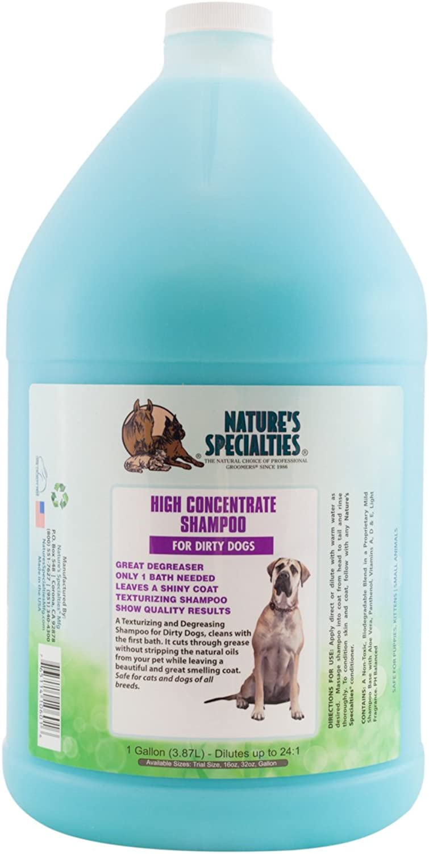 Nature's Specialties Hicon Dirty Dog Shampoo